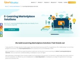 on demand elearning marketplace