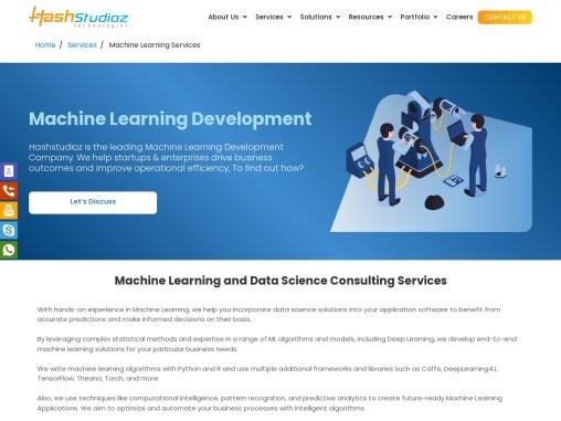 blockchain services development