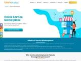 service marketplace application development