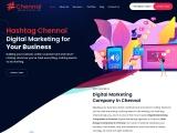 Best Digital Marketing Company in chennai, India www.hashtagchennai.in