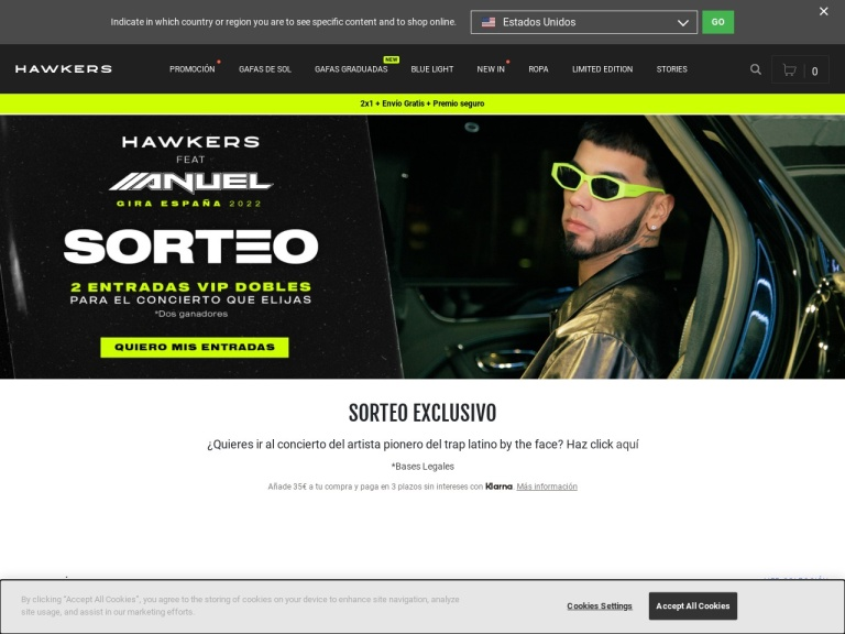 Hawkers screenshot
