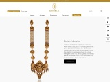 Buy Gold Divina Collection by Hazoorilal Legacy Jewellers