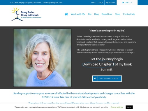 Summit: One Woman's Everest Climb Guides You to Success by Laurie Bagley