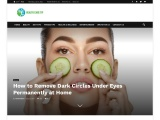How to Remove Dark Circles Under Eyes Permanently at Home