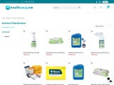 Surface disinfection products online in Oman   Healthsouq.me