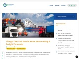 Things That You Should Know Before Hiring A Freight Forwarder