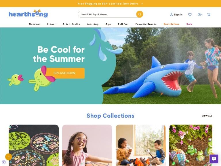 HearthSong screenshot