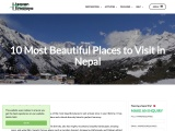 Most Beautiful Places to Visit in Nepal