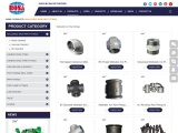 Malleable Iron Pipe Fittings Malleable Iron Pipe Fittings