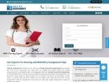 Nursing & Midwifery Assignment Help