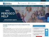 Perdisco Online Assignment Help