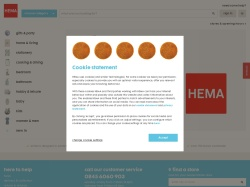 HEMA screenshot