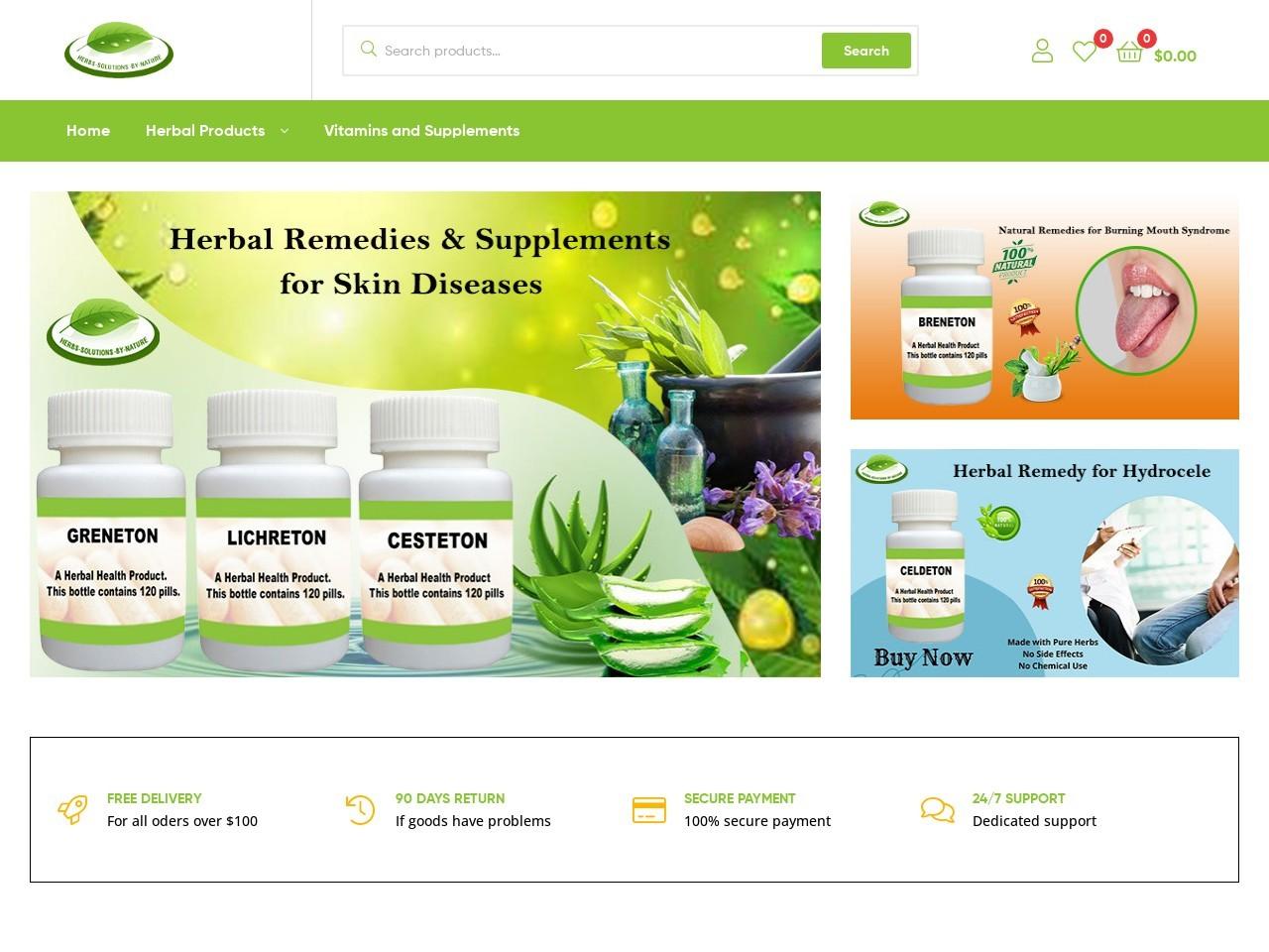 Benefits of Herbal Remedies and Natural Ingredients