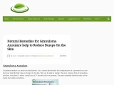 Natural Remedies for Granuloma Annulare help to Reduce Bumps On the Skin