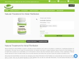 Natural Treatment for Atrial Fibrillation – Herbs Solutions By Nature