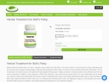 Buy Bell's Palsy Herbal Treatment | Supplement | Herbs Solutions By Nature