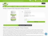 Herbal Treatment for Polycystic Kidney Disease – Herbs Solutions By Nature
