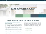 Home Remodeling in Austin- Hestia Construction & Design