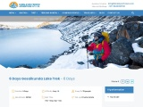 Gosaikunda Lake Trek – 6 Days – Himalayan Frozen Adventure