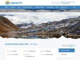 Everest Gokyo Lake Trek – 10 Days