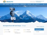 Ghorepani Poon Hill Trek – Himalayan Frozen Adventure