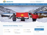 Helambu Circuit Trekking – Himalayan Frozen Adventure
