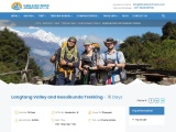 Langtang Gosaikunda Trek | Himalayan Frozen Adventure
