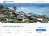 Tamang Heritage Trek – Himalayan Frozen Adventure