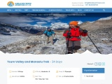 Tsum Valley and Manaslu Trek – 24 Days with Local Guide