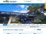 Everest View Trek – 5 Days From Lukla