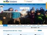 Ghorepani Poon Hill Trek From Pokhara