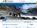 Gokyo Lake Trek -12 Days From Lukla