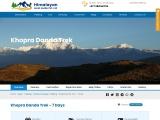 Khopra Danda Trek 7 Days from Pokhara