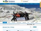 Manaslu Trek – 16 Days with Himalayan Local Guide