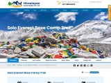 Solo Everest Base Camp Trek with Himalayan Local Guide