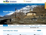 TSUM VALLEY TREK – 10 DAYS With Himalayan Local Guide