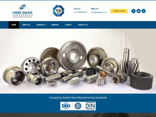 Industrial GearBox Manufacturers in India – HindGear