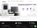 Buy best small air cooler online by Hindware