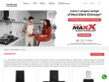 Buy Best electric Kitchen Chimney in India