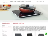 Buy  best induction cooktop in India by Hindware