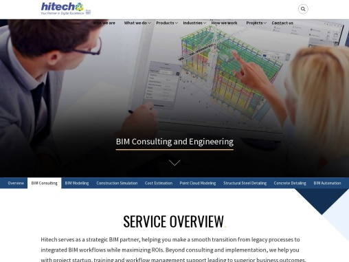 Best BIM Consulting Services that Helps in Reducing Cost