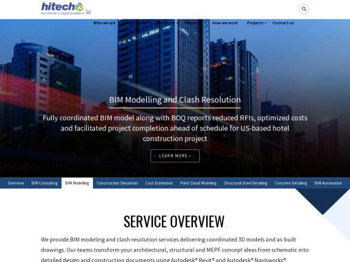 BIM Clash Detection Services for Addressing Clashes
