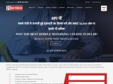 Learn Phone Repairing Course in Delhi