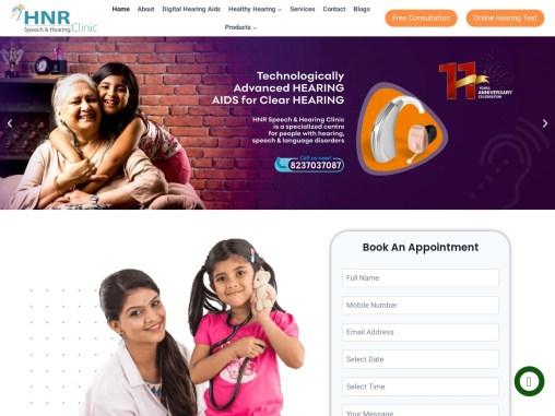 Best Hearing Aid Center in Hyderabad