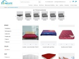 Furniture Showroom   Cot Mattress