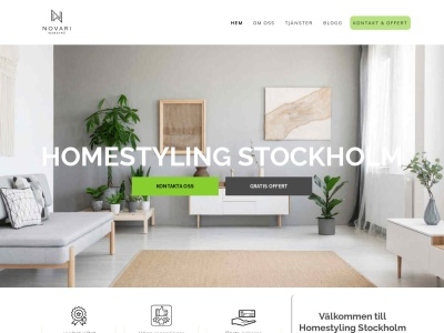 homestylingstockholm.net