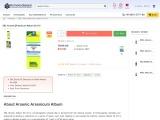 Buy SBL Arsenic Album Homeopathic Medicine Online |  Homoeobazaar.com