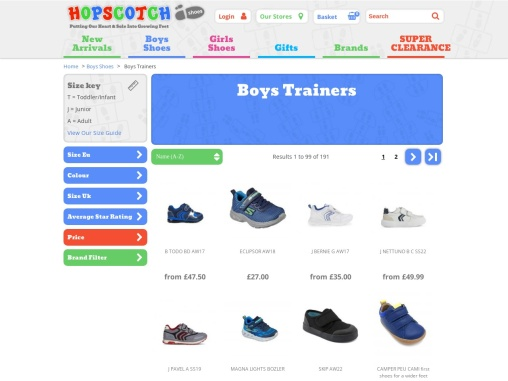 Best running shoes for kids   Boys Trainers