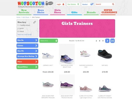 Best running shoes for Baby Girls   Girls Trainers