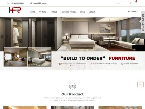 Five Star Hotel Furniture Manufacturer & Supplier